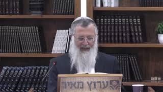 ספר 'בן איש חי' פרשת בשלח - הלכות תפילת שמונה עשרה | הרב מרדכי ענתבי