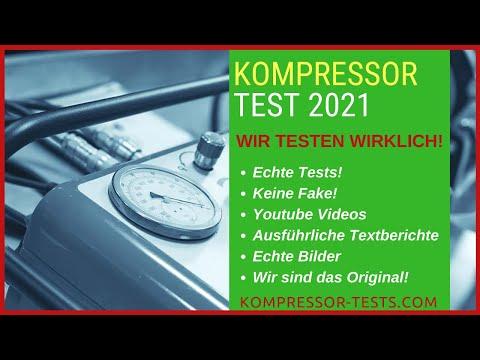 Kompressor Test 2017 - Großer Vergleich - Top Geräte