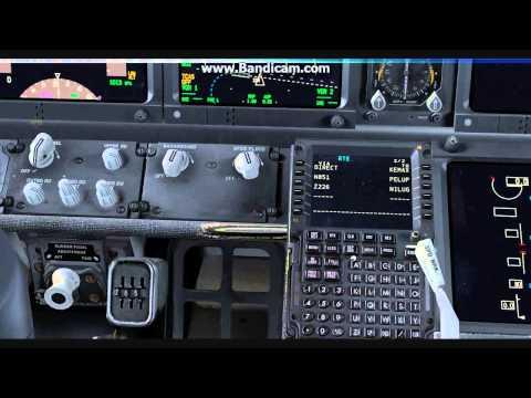 FSX FMC Tutorial PMDG 737 -800 - Mark Larsson