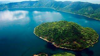 Que país tiene el lago mas grande de Centroamérica
