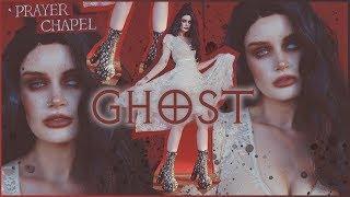 GHOST Full Costume + Makeup Tutorial! ASHTOBERFEST IV