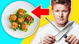 Gordon Ramsay's Top 10 Famous Dishes