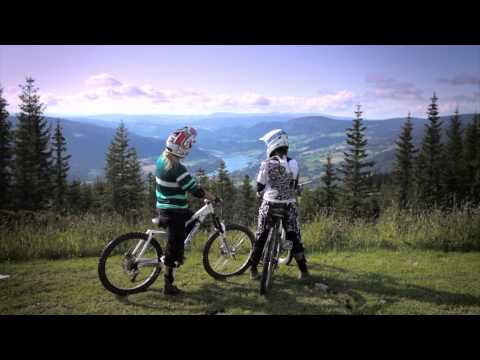 Hafjell Bike Park 2013