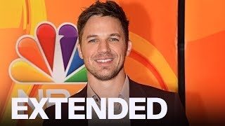 Matt Lanter Can't Believe 'Timeless' Fans | EXTENDED
