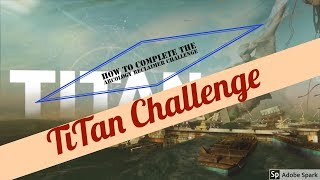 Destiny 2 - How to Complete Arcology Reclaimer Challenge (Titan)