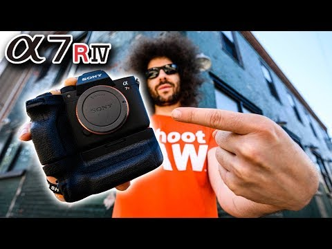 External Review Video cgYoe1pQUzM for Sony A7RIV (A7R4, ILCE-7RM4) Full-Frame Mirrorless Camera