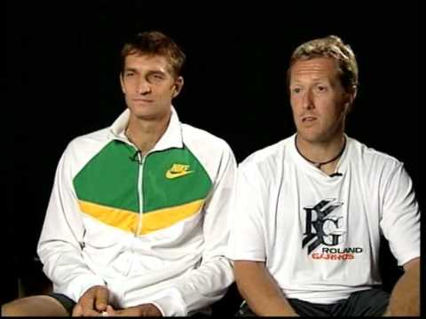 Bjorkman to Retire – ATP Tennis Show