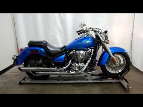 2009 Kawasaki Vulcan® 900 Classic in Eden Prairie, Minnesota - Video 1