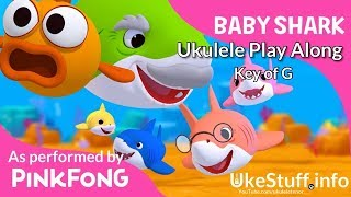 ukulele play along songs easy baby shark - Thủ thuật máy tính - Chia