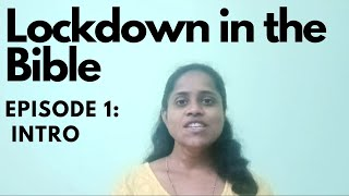 Episode 1: Intro / Lockdown in the Bible | Book of Judith