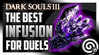 Dark Souls 3   The Best Infusion   Why Dark Builds Became A Standard