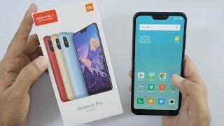 Xiaomi Mi A2 Lite (Redmi 6 Pro) Smartphone Unboxing & Overview