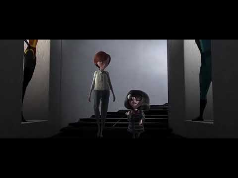 The Incredibles: Helen Parr meets up with Edna Mode