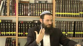 איסור והיתר - סימן צח סע' א - הרב אריאל אלקובי שליט''א