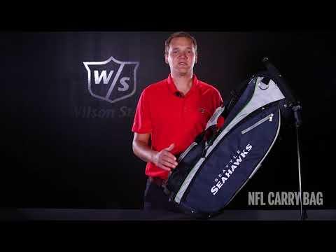 Wilson Golf - NFL Carry Bag