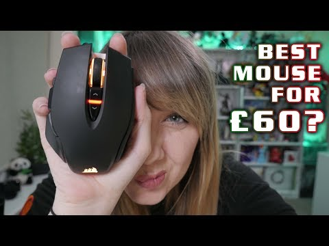 CORSAIR M65 RGB Elite GAMING MOUSE review – £60 well spent!