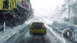 DiRT Rally - Monte Carlo, Monaco / Ford Fiesta RS - 60 Fps