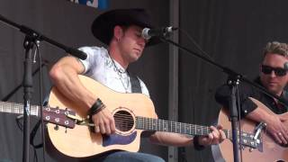 AARON PRITCHETT - DONE YOU WRONG - CCMA - FANFEST - 2009 - VANCOUVER