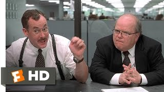 Office Space (3/5) Movie CLIP - Motivation Problems (1999) HD
