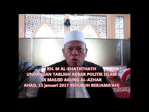 Video Undangan Tabligh Akbar Pengajian Politik Islam l