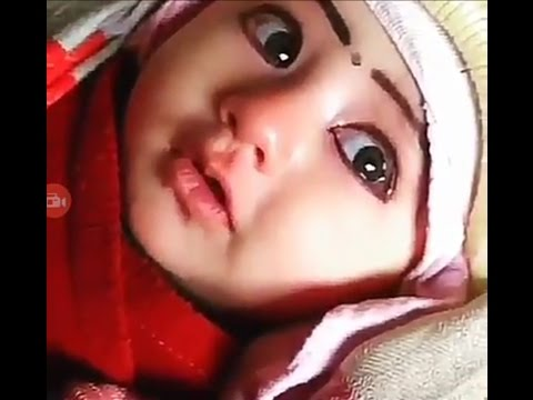 Worlds Beautiful Baby Girl Cute Expressions 2017 Steemit
