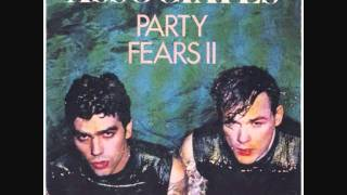 Billy Mackenzie Associates Party Fears Two Live Glasgow Pavilion 11/3/85
