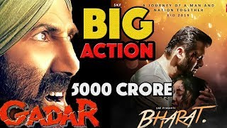 BHARAT | BIG ACTION | 21 INTERESTING FACTS | Salman Khan | Katrina Kaif | Disha patani |