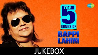 Top 5 songs of Music Director Bappi Lahiri   Aaj Ei Dintake