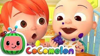 """""""No No"""" Table Manners Song   Cocomelon (ABCkidTV) Nursery Rhymes & Kids Songs"""