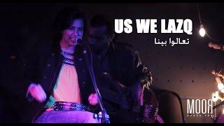 تحميل اغاني Us we Lazq - Taalo bena (Live at ROOM) قص و لزق - تعالوا بينا MP3