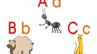 English Phonics Lesson: Letters Aa, Bb, Cc