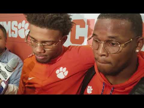 TigerNet: Kelly Bryant and Shaq Smith joint interview