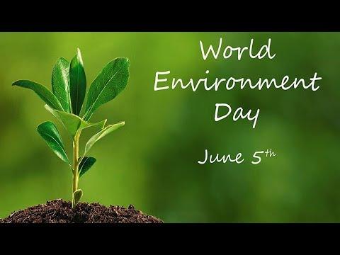 વિશ્વ પર્યાવરણ દિવસ 2018