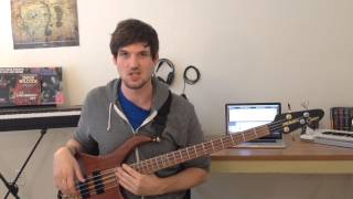 THE BEAST!!! (Advanced Bass Scales Exercise)
