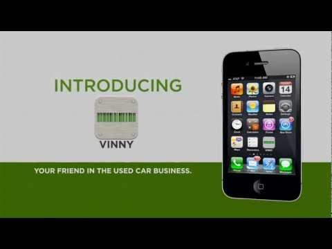 Video of Vinny - Used Car VIN Scanner