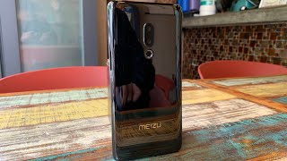 Meizu Zero Hands-On: Hole-less Concept Phone