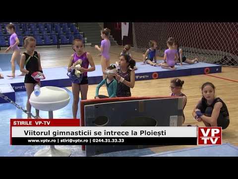 Viitorul gimnasticii se întrece la Ploiești