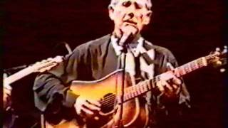 """Chet Atkins and Marcel Dadi, France 1991, """"There'll Be Some Changes Made""""."""