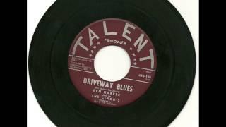 Ben Harper & The Cinco's - Driveway Blues 1960