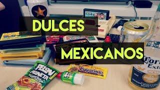 ¡Mis amigos japoneses probando dulces mexicanos!