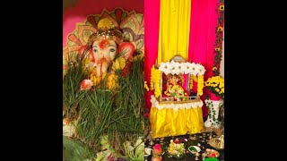 #GaneshChathurthi |Ganesh Puja  2019 Celebrations|Ganesh Puja at USA