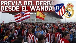 Atlético Vs Real Madrid| La Previa Del DERBI En DIRECTO IDiario AS