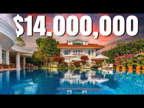Inside a $14,000,000 Mansion by the Bosphorus