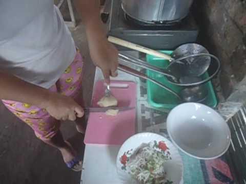 Video Model Makanan Khas Palembang