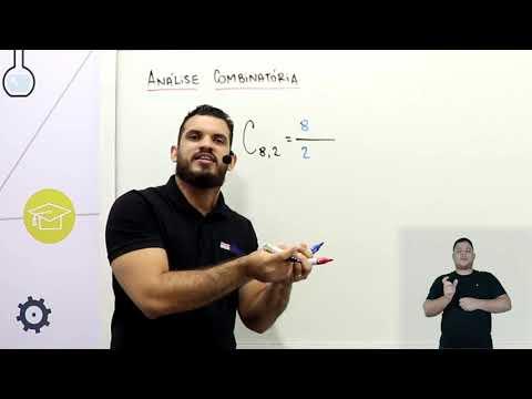 Aula 10 | Análise Combinatória - Parte 03 de 03 - Exercícios Resolvidos - Matemática
