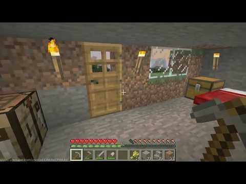🎮 Забег по моему маленькому миру в игре Minecraft онлайн видео