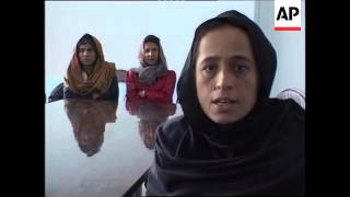 Kabul women get an exciting new read