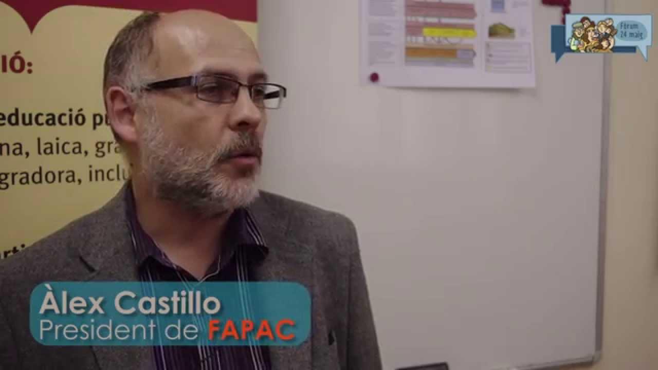 La veu de les Federacions d'AMPA de Catalunya sobre la participació de les famílies en l'educació