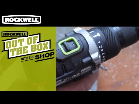 20V Hammer Drill | Backyard Test & Review
