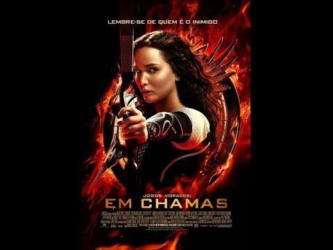 Crítica de Cinema - Jogos Vorazes: Em Chamas